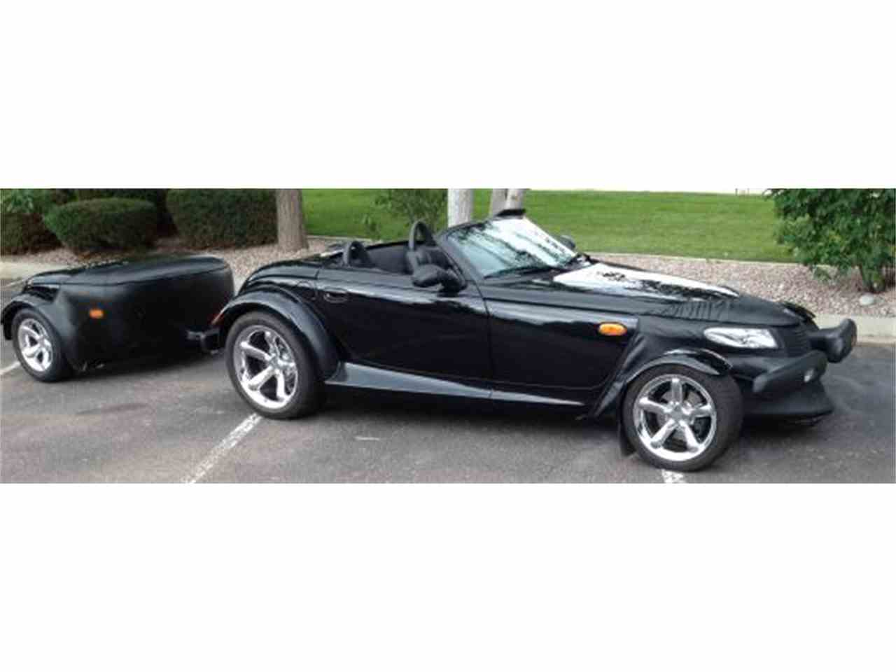 2000 plymouth prowler for sale cc 710039. Black Bedroom Furniture Sets. Home Design Ideas