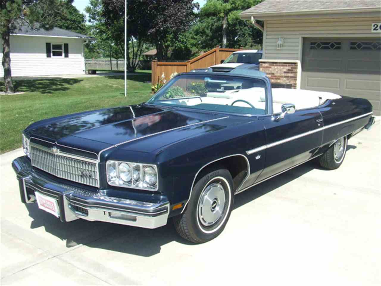 Large Picture of '75 Caprice - F7VF