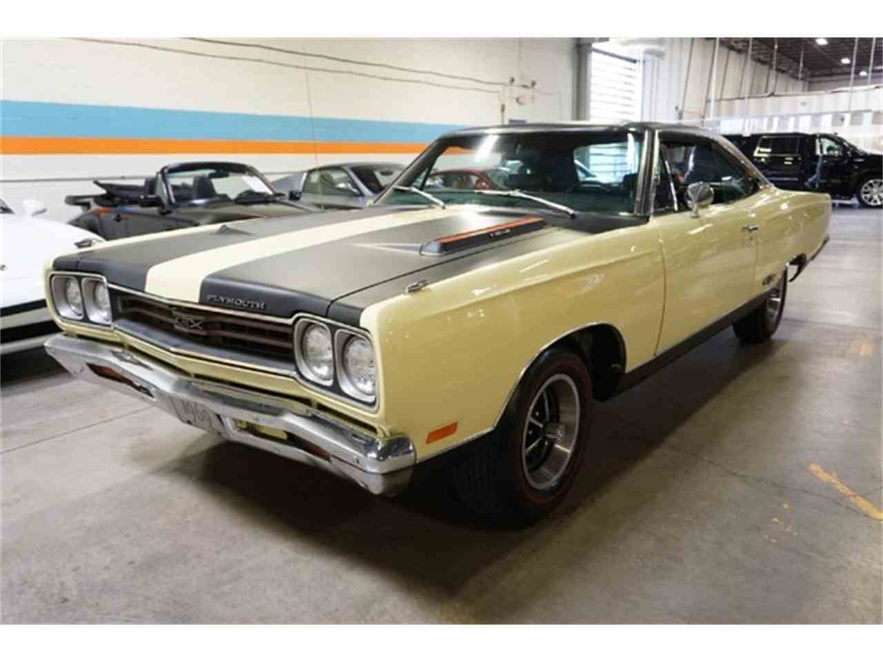 Large Picture of '69 GTX - FBQ8