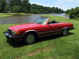 Picture of '84 380SL - FBQE