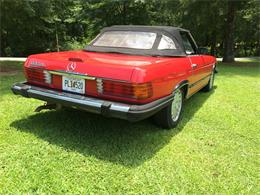 Picture of '84 Mercedes-Benz 380SL - $15,500.00 - FBQE