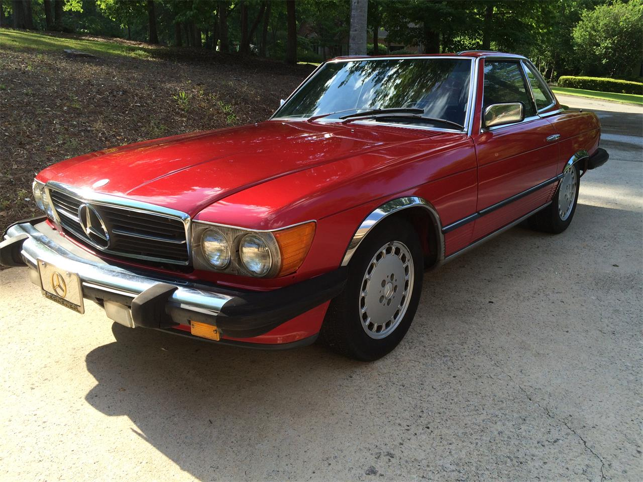 Large Picture of '84 380SL - FBQE