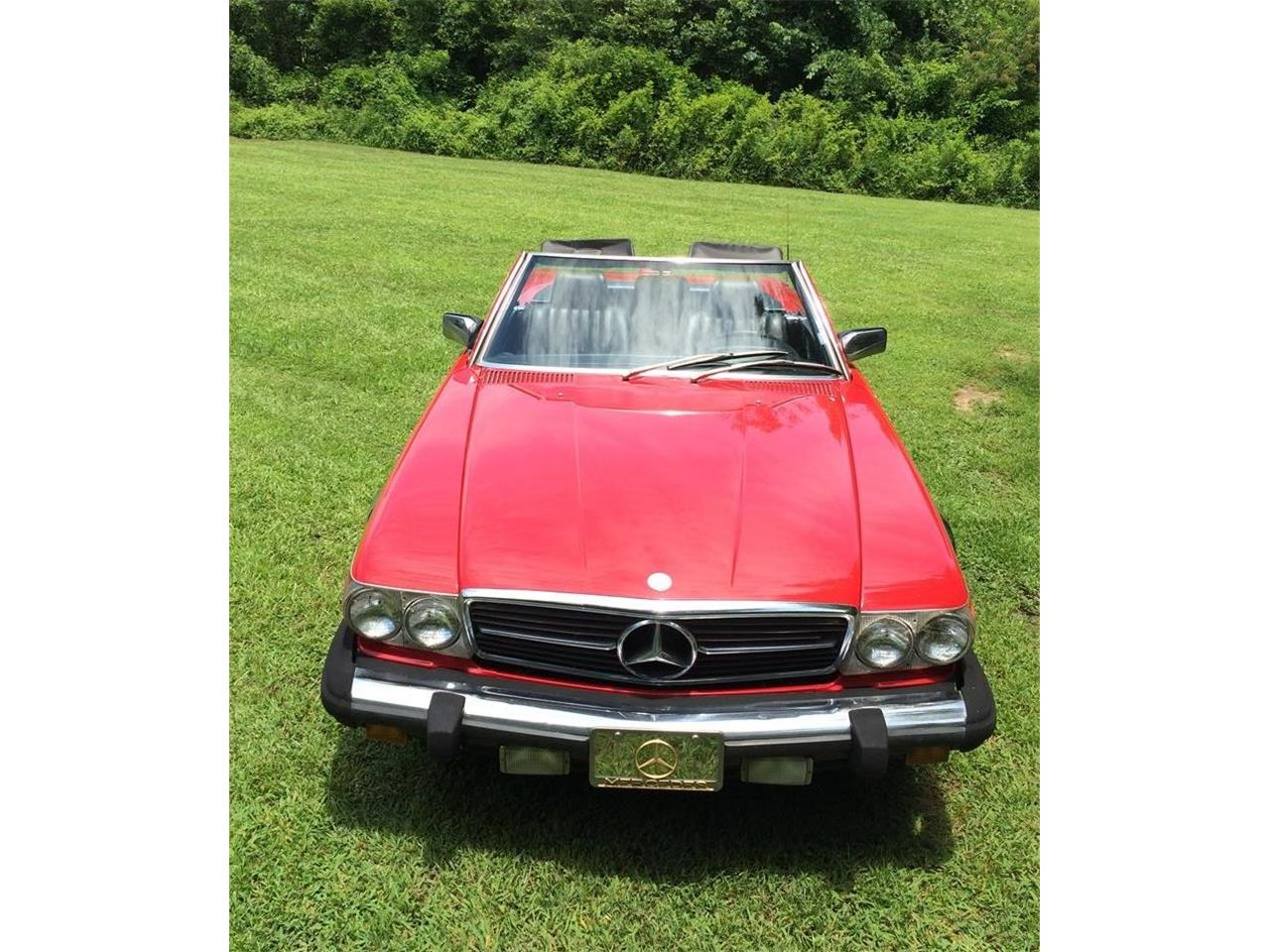 Large Picture of 1984 Mercedes-Benz 380SL Offered by a Private Seller - FBQE