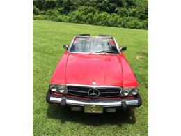 Picture of '84 Mercedes-Benz 380SL - FBQE