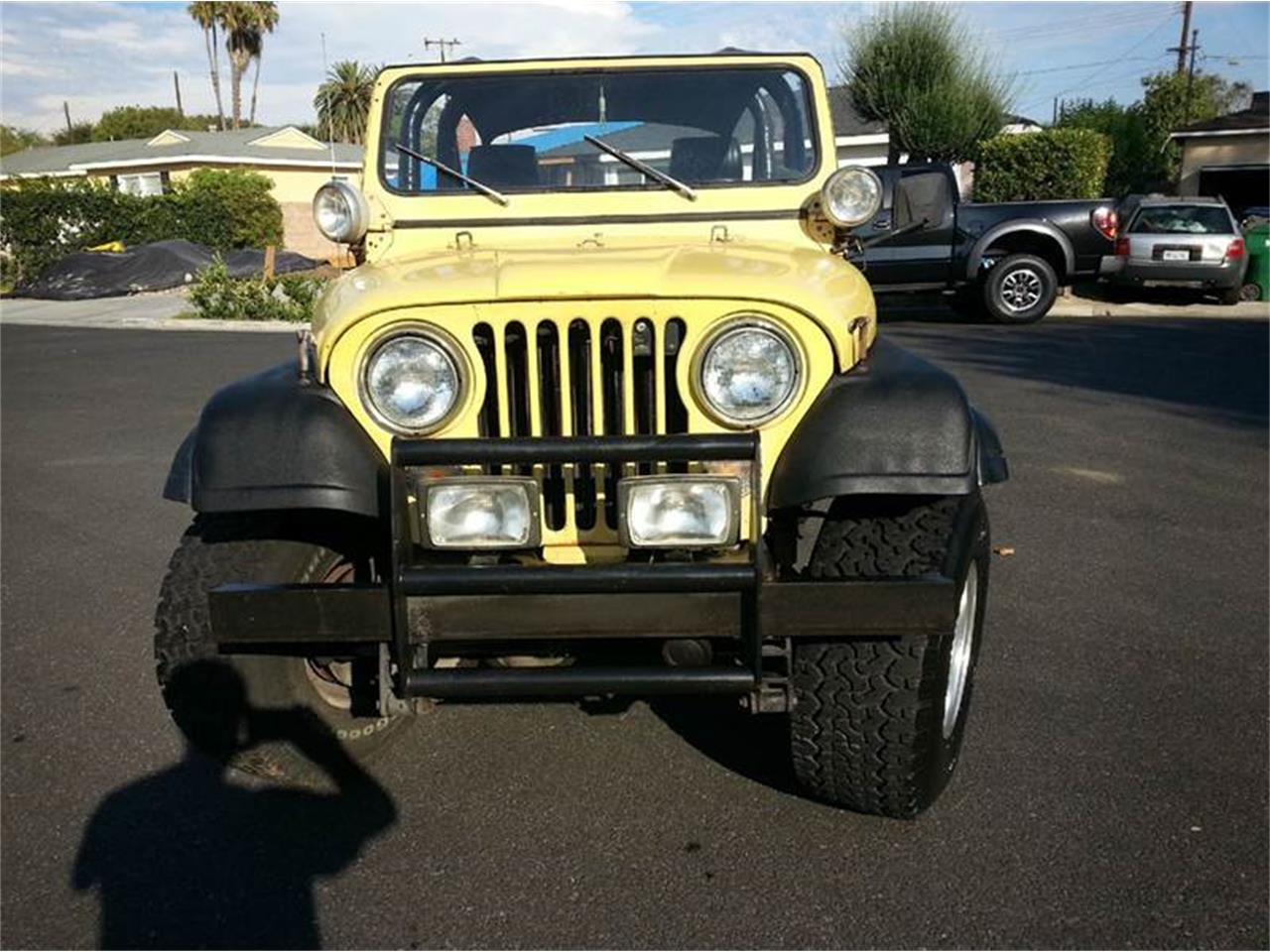 Large Picture of 1977 CJ5 located in California Auction Vehicle - FBTP