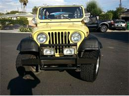 Picture of '77 CJ5 located in Brea California Auction Vehicle - FBTP