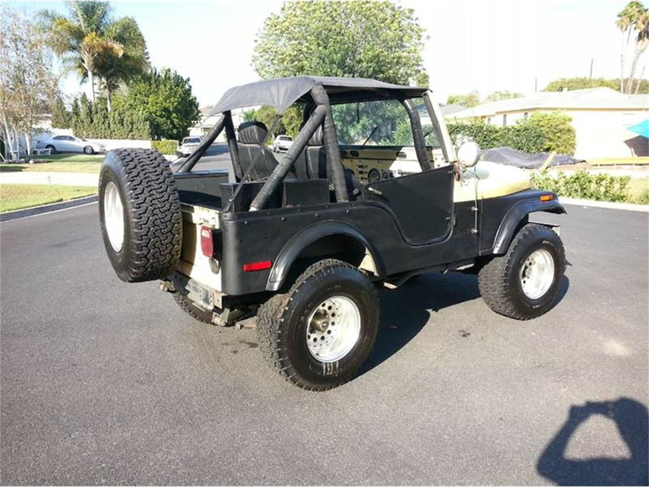 Large Picture of 1977 CJ5 located in California - FBTP