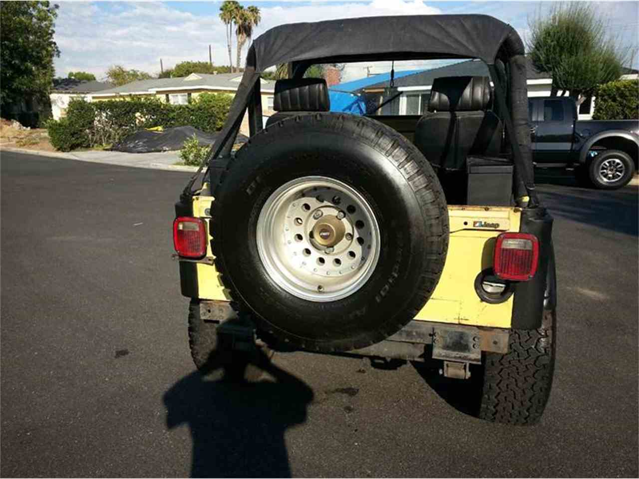 Large Picture of '77 CJ5 - FBTP