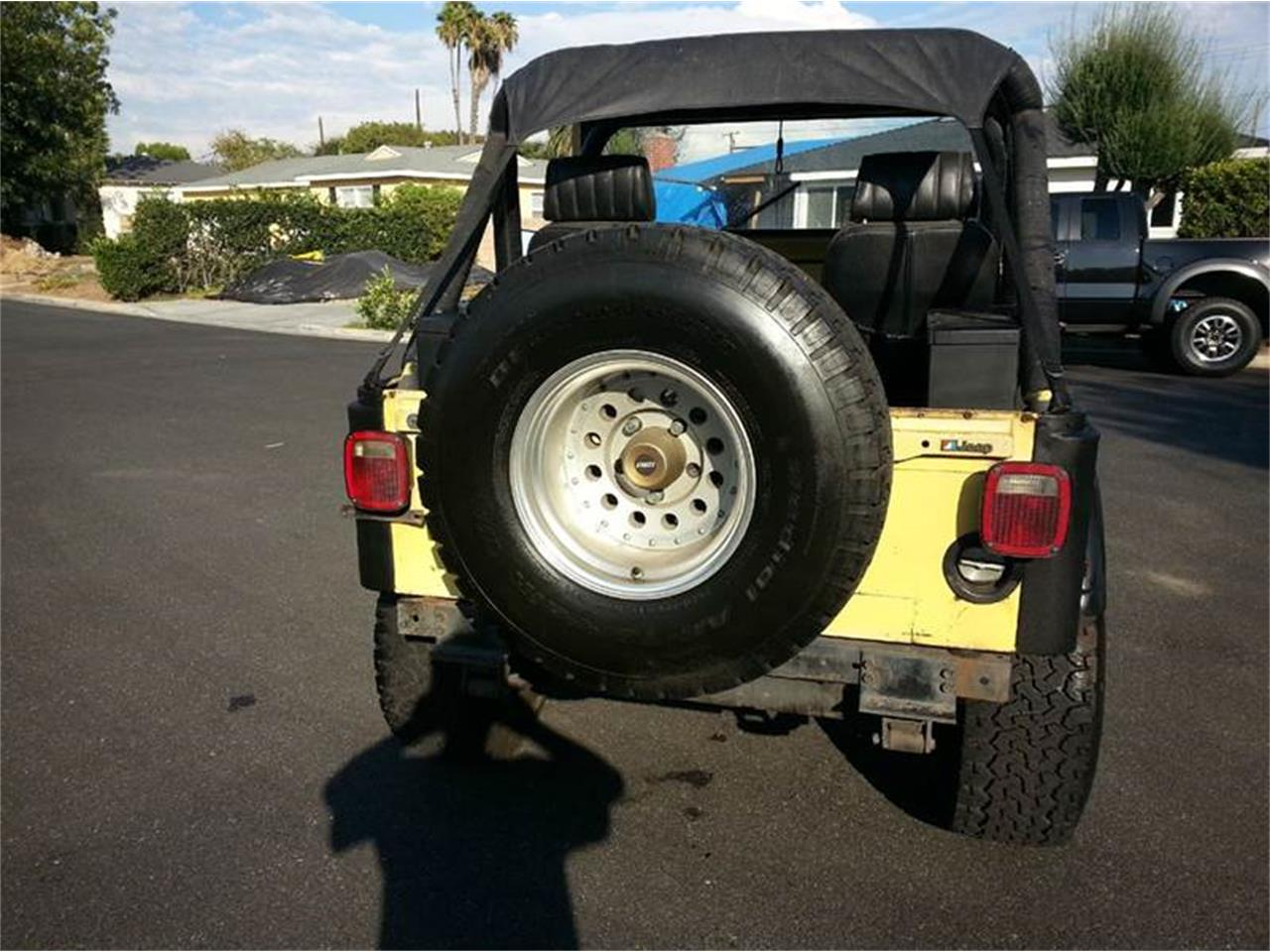 Large Picture of '77 Jeep CJ5 - FBTP