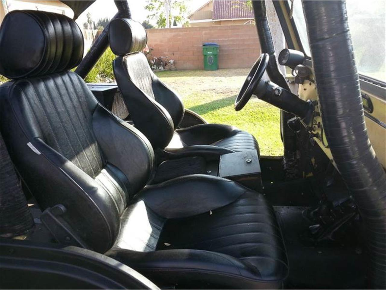 Large Picture of '77 CJ5 Auction Vehicle Offered by Highline Motorsports - FBTP