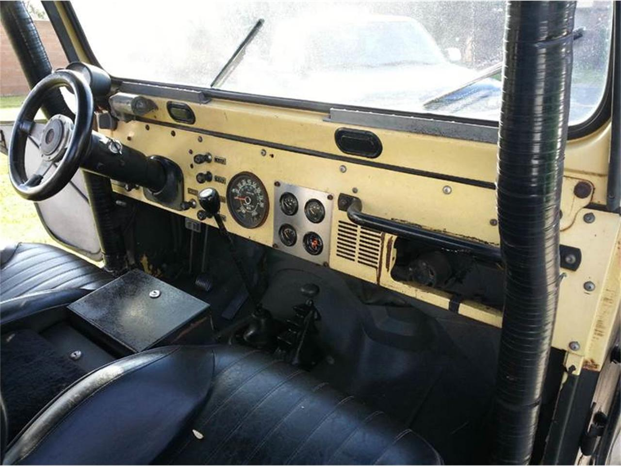 Large Picture of '77 CJ5 located in Brea California Auction Vehicle - FBTP