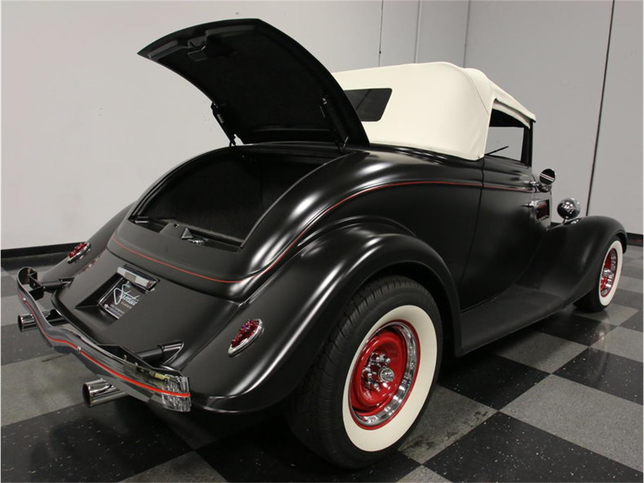 Large Picture of '34 Roadster - FBXX