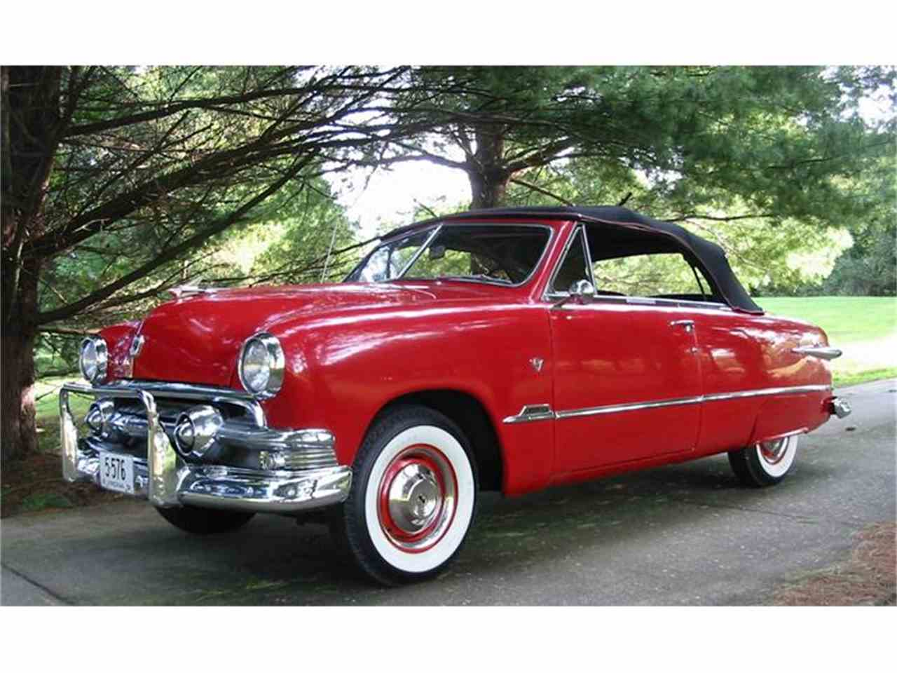Large Picture of '51 Convertible - FBYD