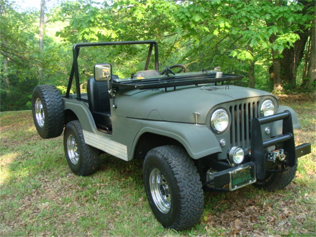 1964 Willys CJ5 for Sale | ClassicCars.com | CC-715336