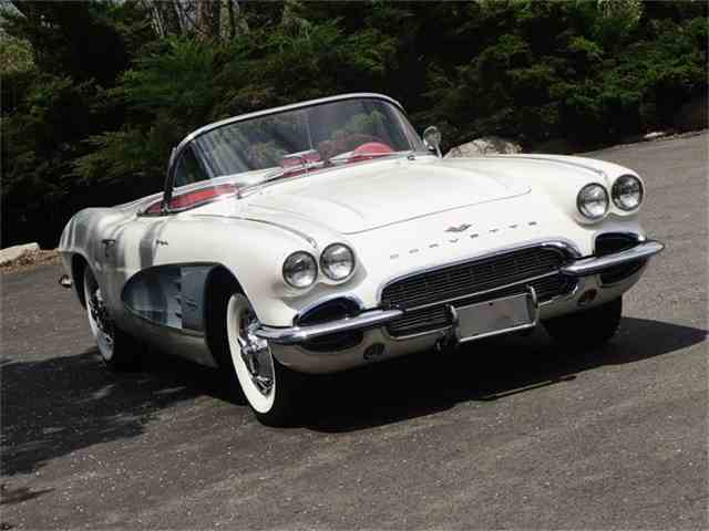 Picture of Classic 1961 Chevrolet Corvette located in Old Forge Pennsylvania - FBYK