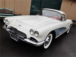 Picture of Classic '61 Corvette Offered by Coffee's Sports and Classics - FBYK