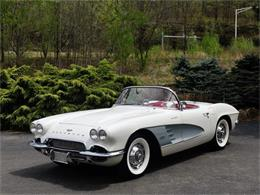 Picture of Classic 1961 Chevrolet Corvette located in Old Forge Pennsylvania - $99,500.00 - FBYK