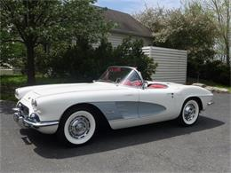 Picture of '61 Chevrolet Corvette located in Old Forge Pennsylvania - $99,500.00 Offered by Coffee's Sports and Classics - FBYK
