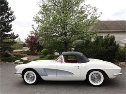 Picture of Classic '61 Chevrolet Corvette located in Pennsylvania - FBYK
