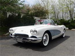 Picture of Classic '61 Chevrolet Corvette - $99,500.00 Offered by Coffee's Sports and Classics - FBYK
