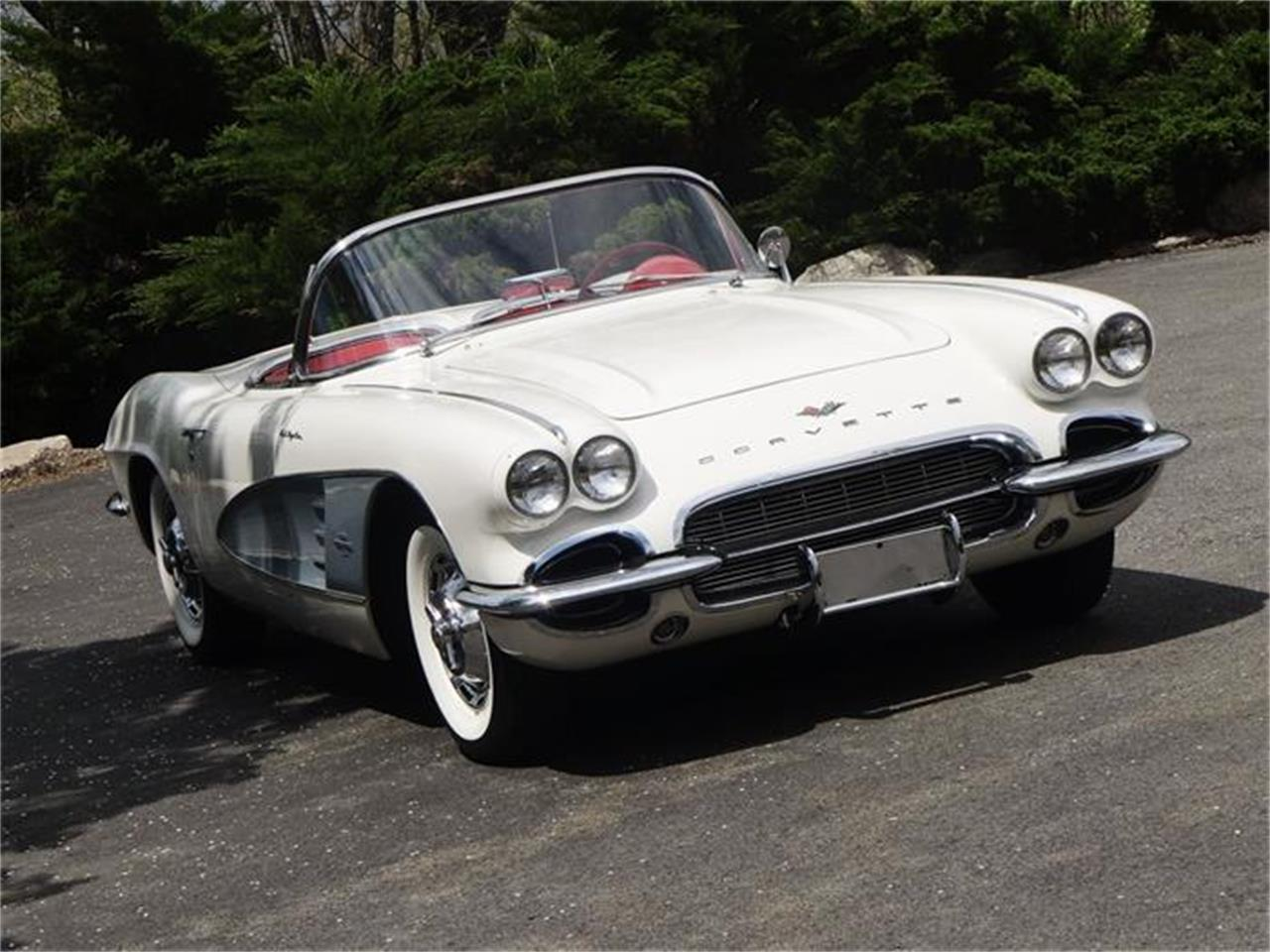 Large Picture of '61 Corvette - $99,500.00 Offered by Coffee's Sports and Classics - FBYK
