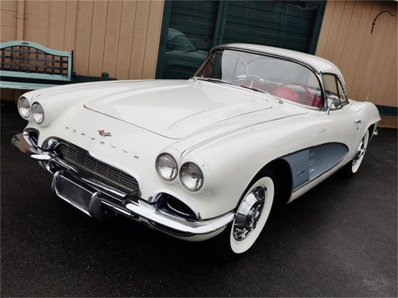Large Picture of Classic '61 Chevrolet Corvette - $99,500.00 Offered by Coffee's Sports and Classics - FBYK