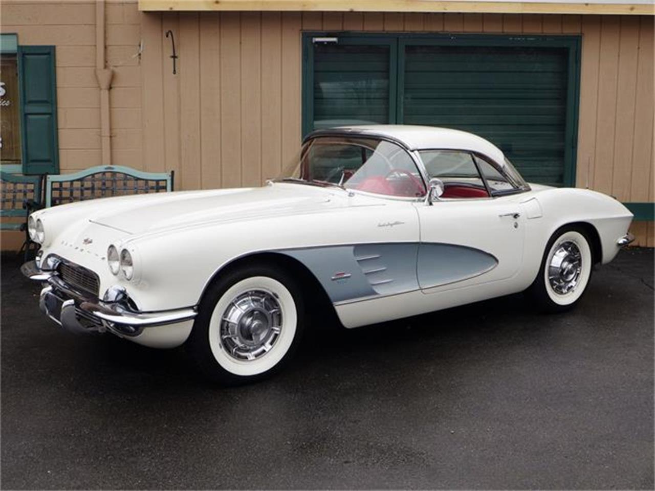 Large Picture of Classic 1961 Chevrolet Corvette located in Old Forge Pennsylvania - $99,500.00 - FBYK