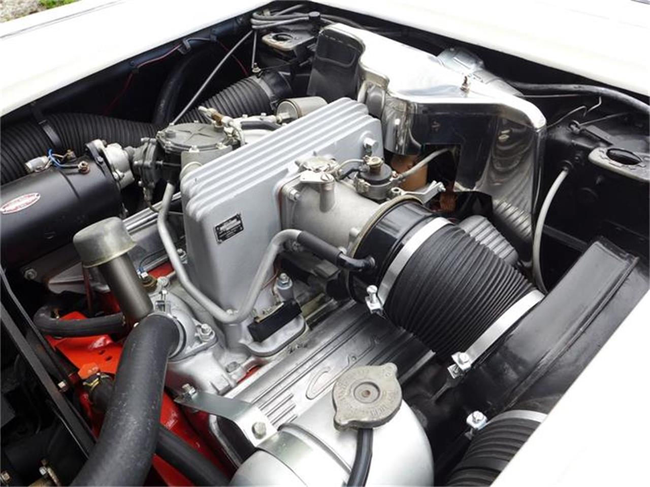 Large Picture of Classic 1961 Chevrolet Corvette Offered by Coffee's Sports and Classics - FBYK