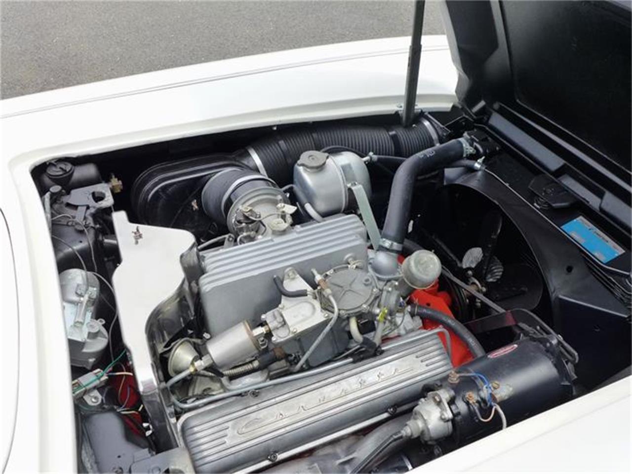 Large Picture of 1961 Chevrolet Corvette - FBYK