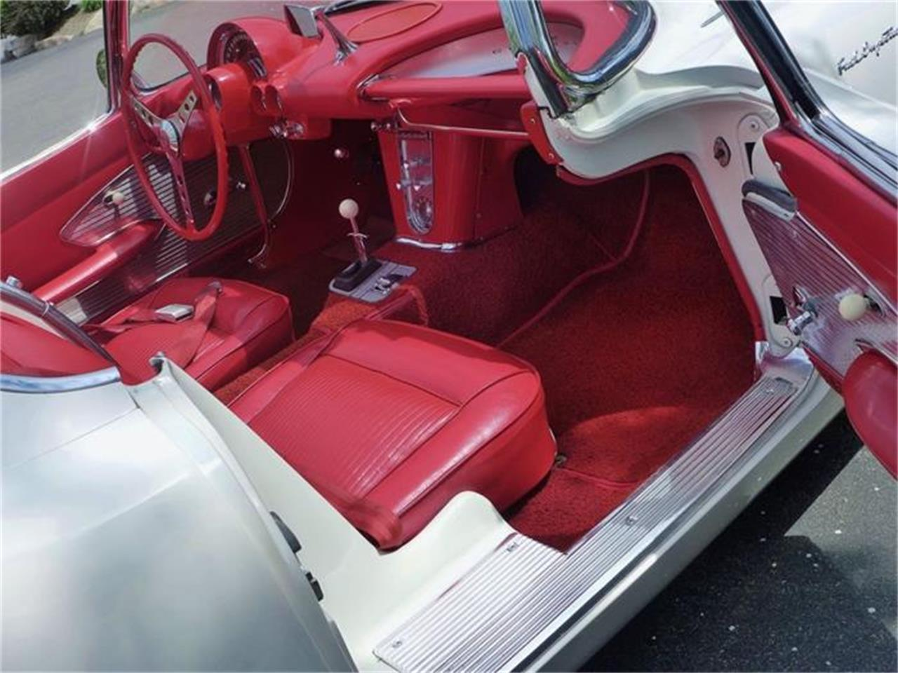 Large Picture of 1961 Chevrolet Corvette located in Old Forge Pennsylvania - $99,500.00 Offered by Coffee's Sports and Classics - FBYK