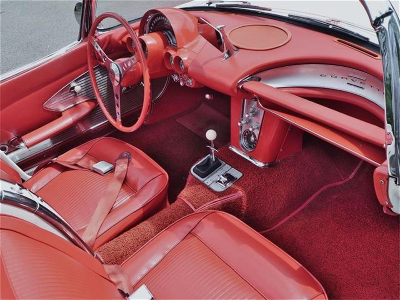 Large Picture of Classic 1961 Corvette located in Pennsylvania - $99,500.00 - FBYK