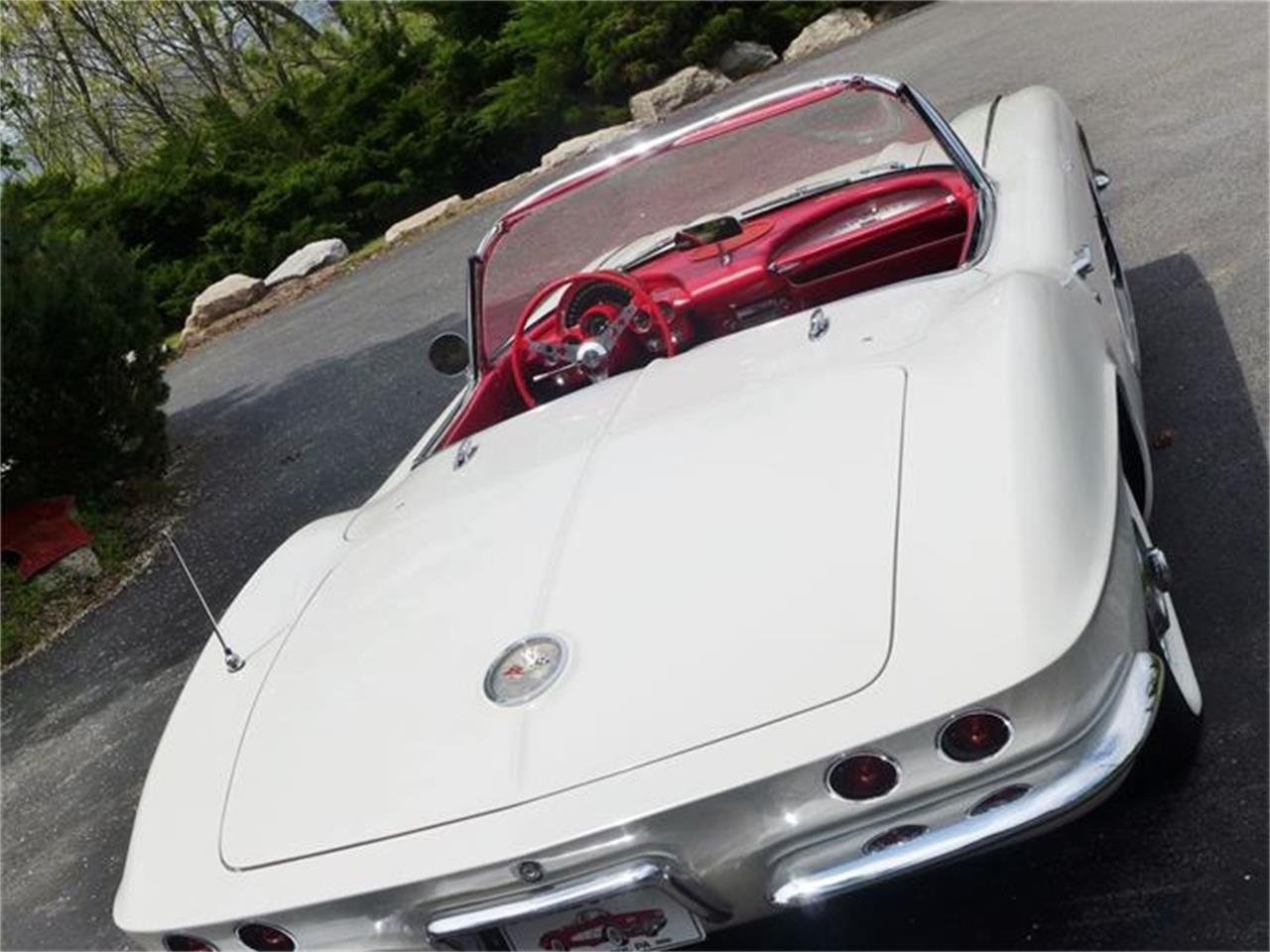 Large Picture of 1961 Corvette located in Pennsylvania Offered by Coffee's Sports and Classics - FBYK