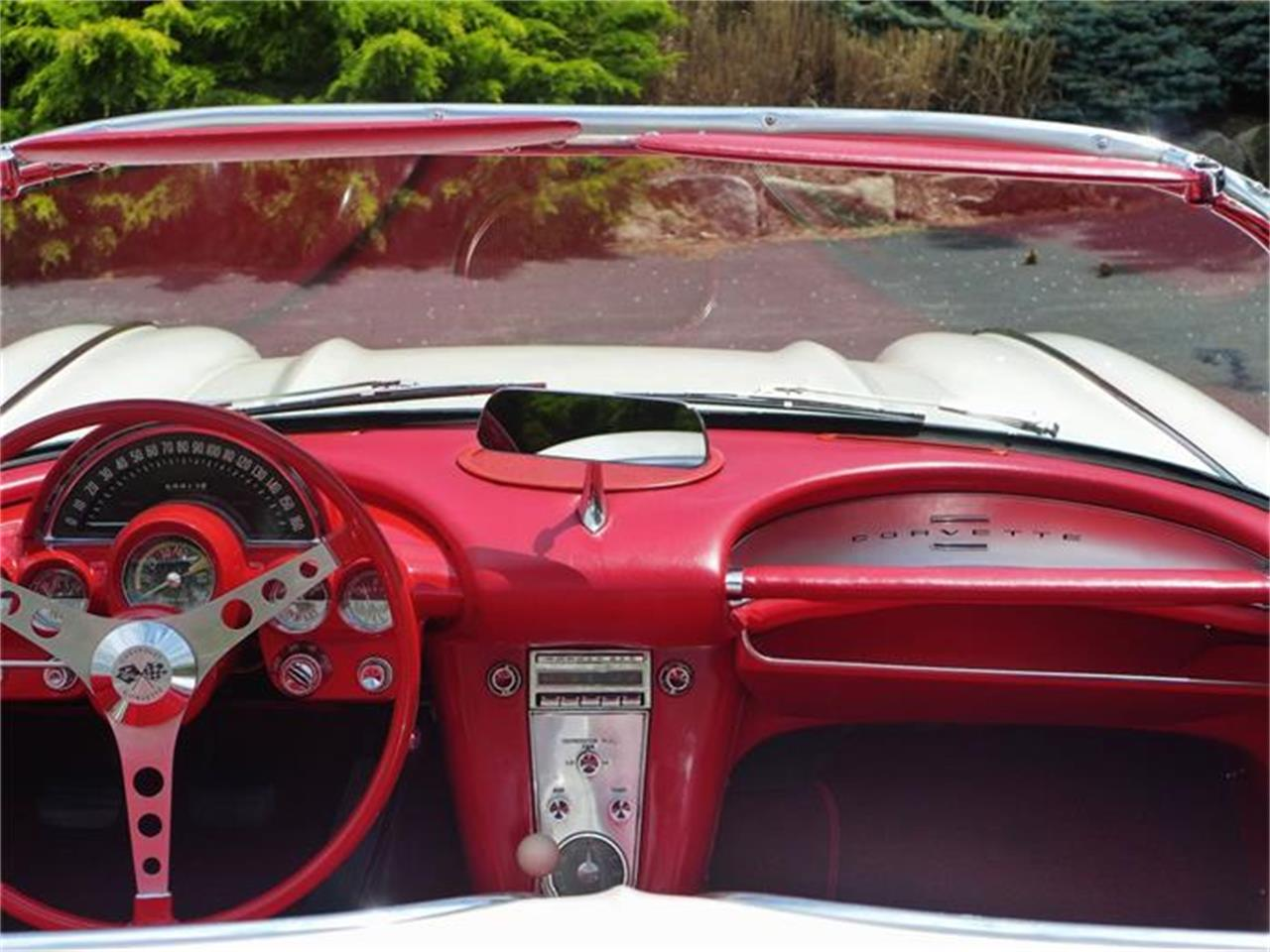 Large Picture of Classic 1961 Corvette located in Pennsylvania Offered by Coffee's Sports and Classics - FBYK