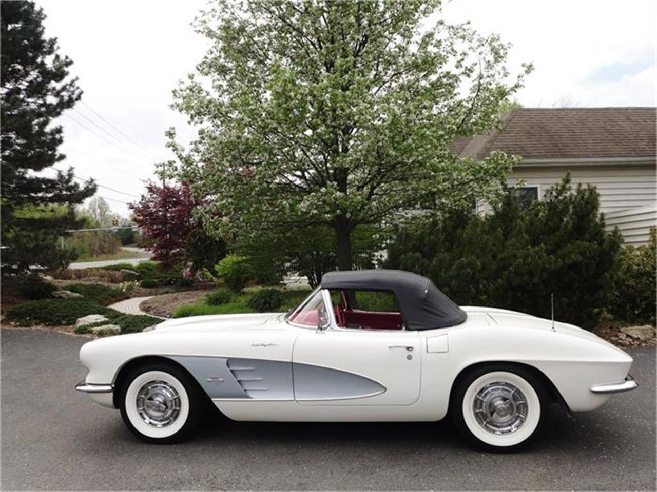 Large Picture of Classic 1961 Corvette located in Old Forge Pennsylvania - $99,500.00 Offered by Coffee's Sports and Classics - FBYK