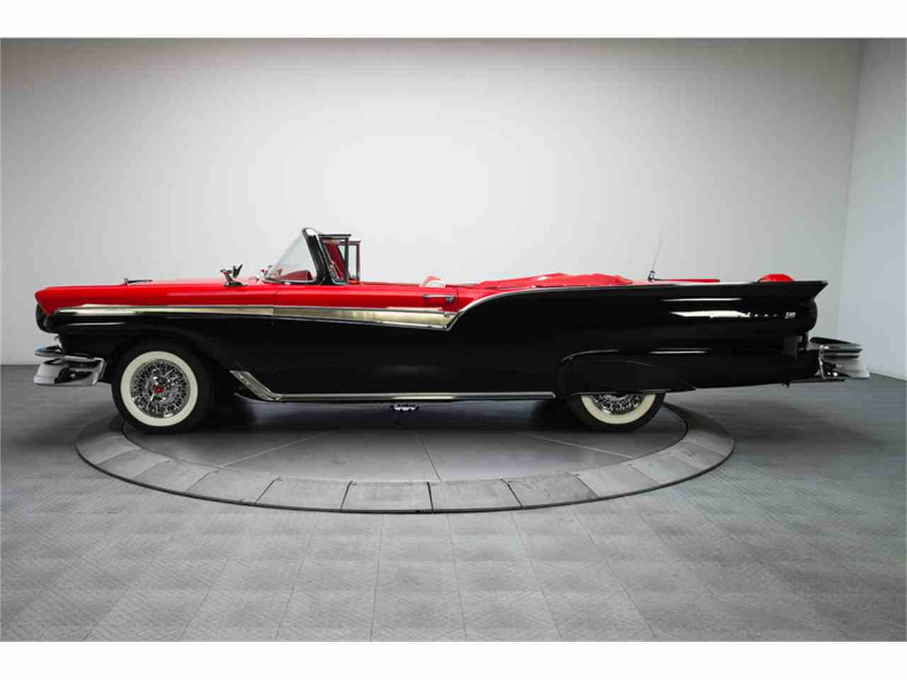 Large Picture of Classic 1957 Ford Fairlane 500 - $94,900.00 Offered by RK Motors Charlotte - FC0Y