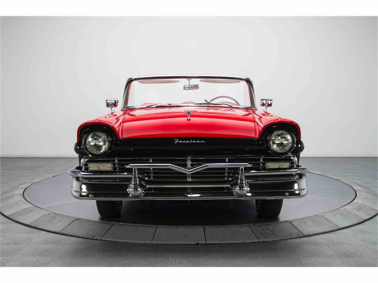 Large Picture of Classic 1957 Ford Fairlane 500 located in Charlotte North Carolina - $94,900.00 - FC0Y