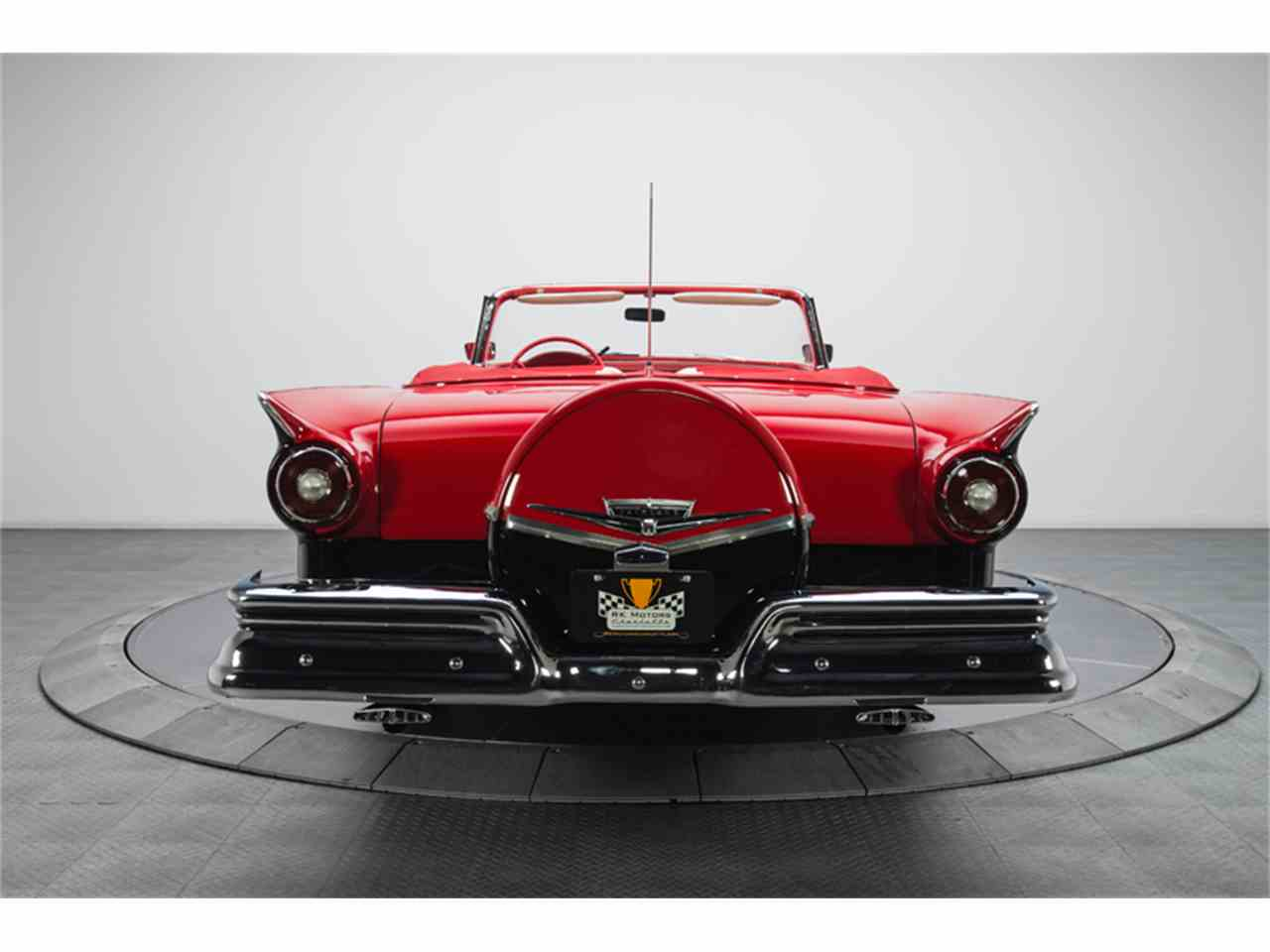 Large Picture of Classic 1957 Ford Fairlane 500 located in Charlotte North Carolina - $94,900.00 Offered by RK Motors Charlotte - FC0Y