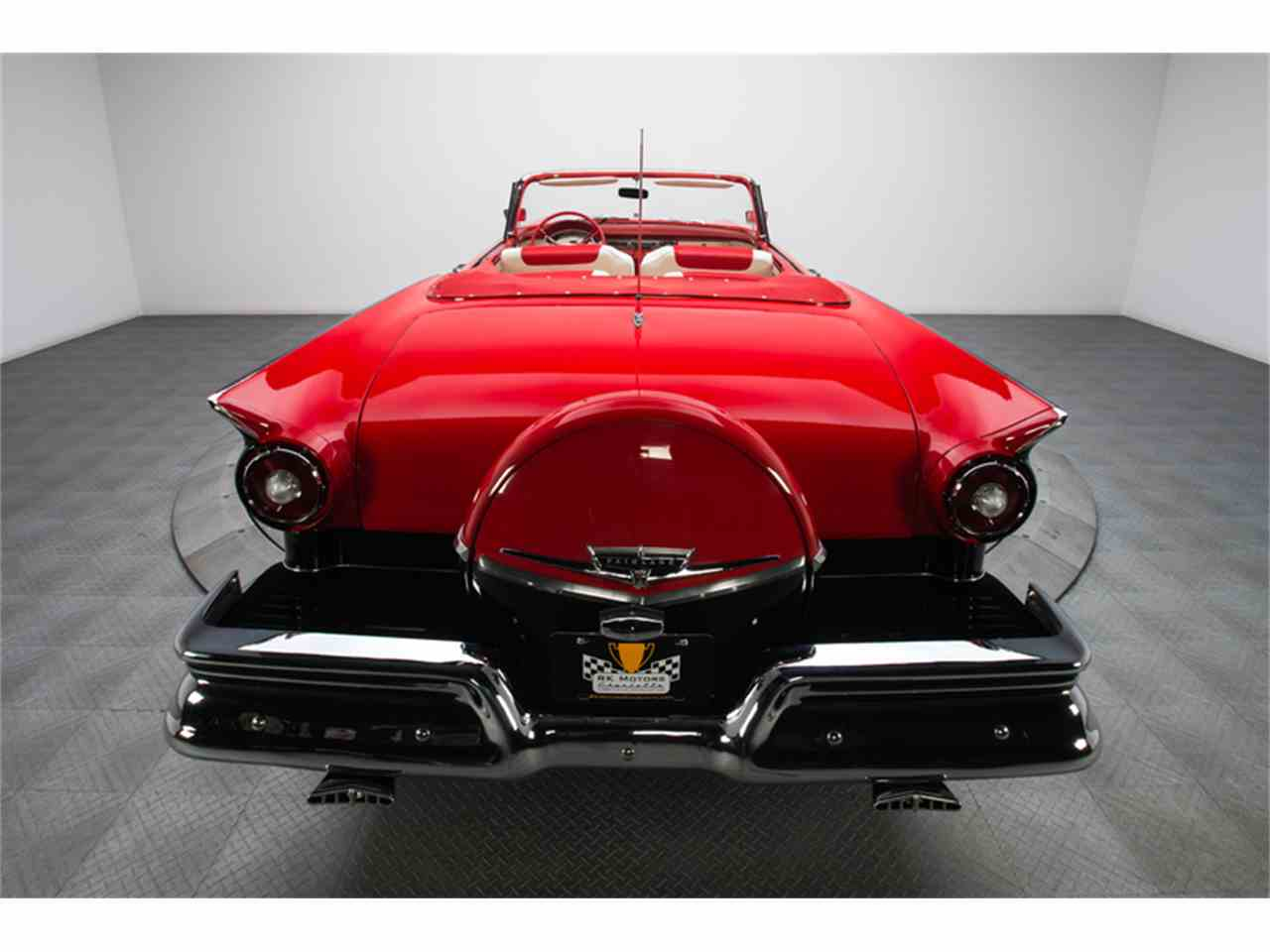 Large Picture of '57 Ford Fairlane 500 located in North Carolina - $94,900.00 Offered by RK Motors Charlotte - FC0Y