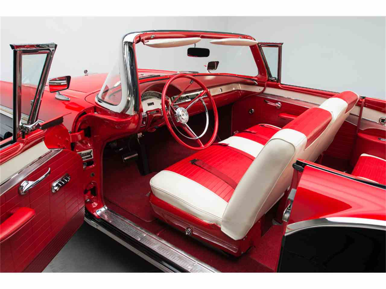 Large Picture of 1957 Ford Fairlane 500 - $94,900.00 Offered by RK Motors Charlotte - FC0Y