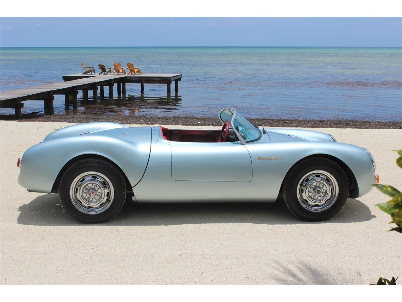 Large Picture of 1955 550 Spyder Replica located in Florida Offered by a Private Seller - FC5F