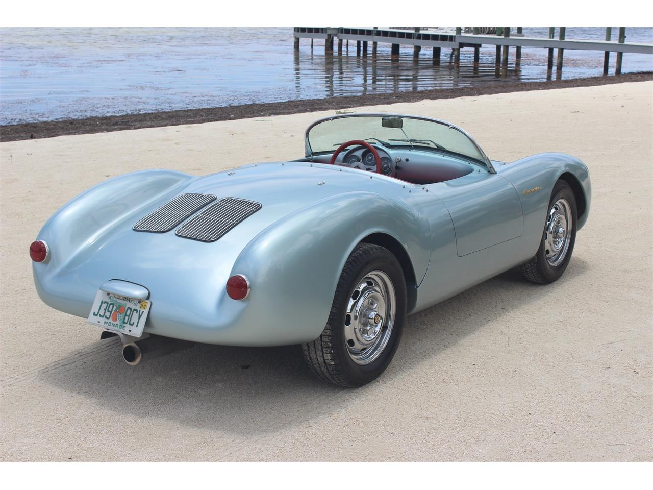 Large Picture of Classic '55 Porsche 550 Spyder Replica Offered by a Private Seller - FC5F