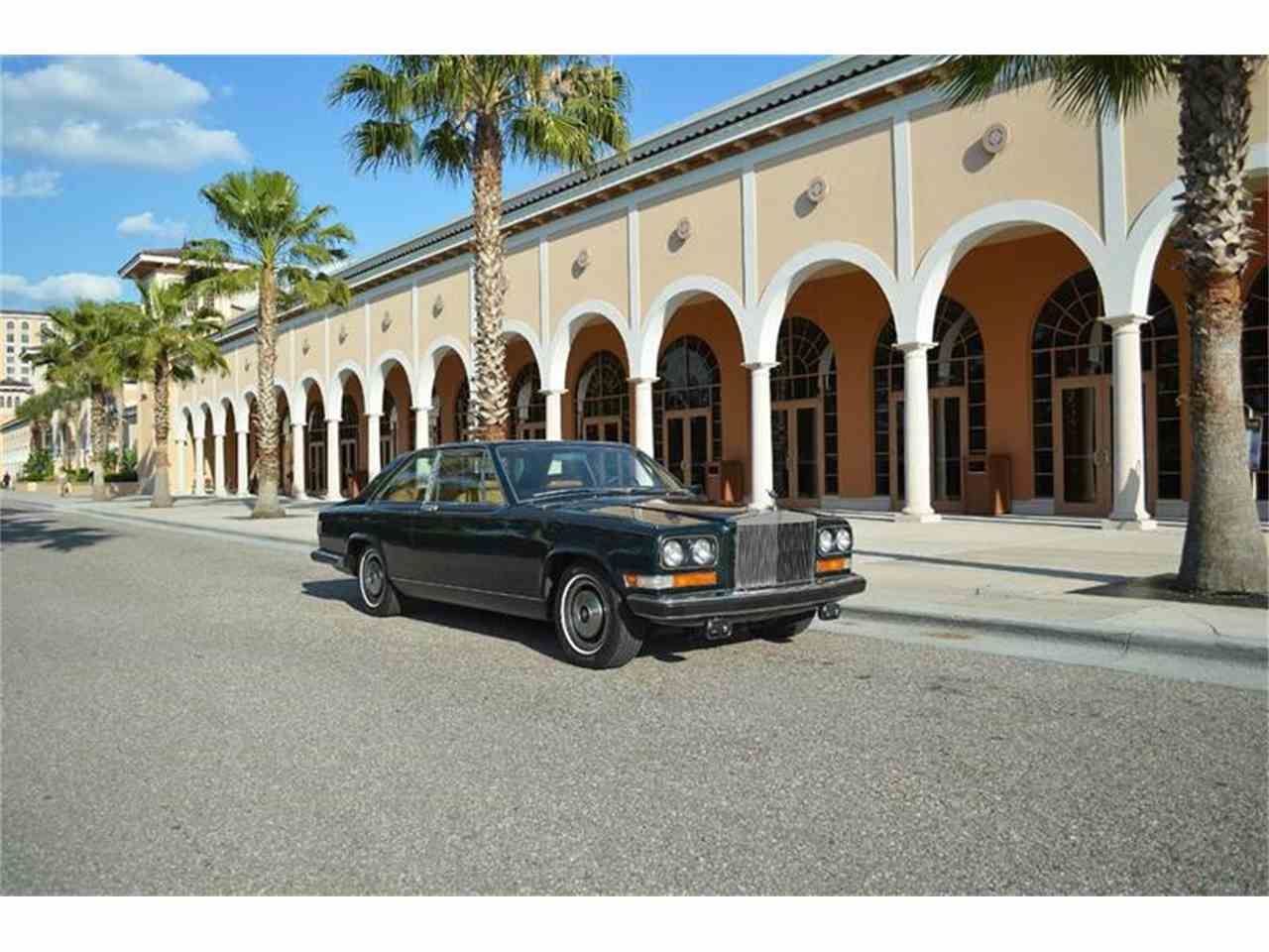 Large Picture of 1976 Rolls-Royce Corniche Offered by Park-Ward Motors - F89V