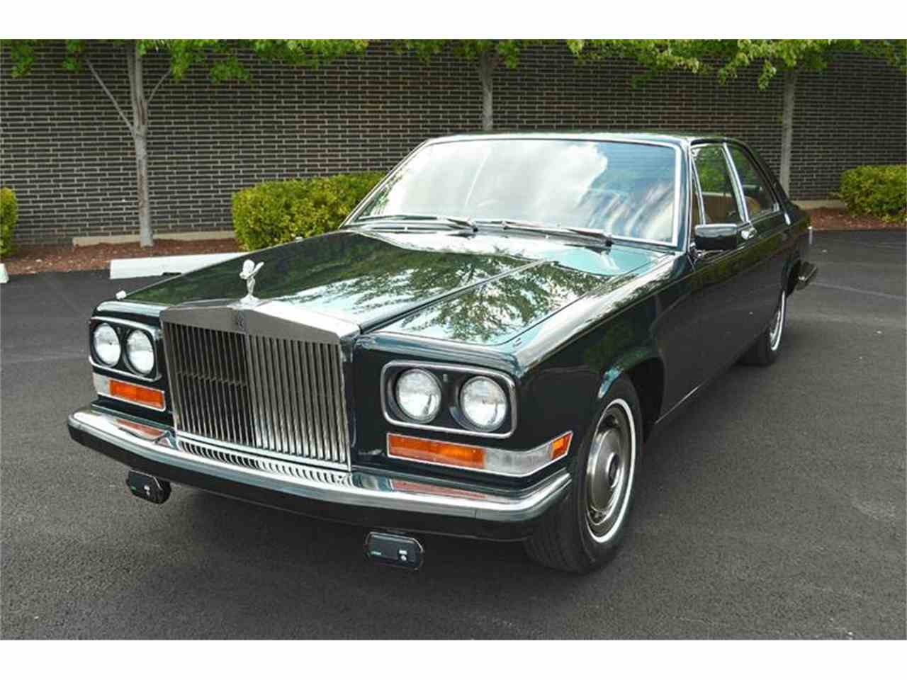 Large Picture of 1976 Corniche Offered by Park-Ward Motors - F89V