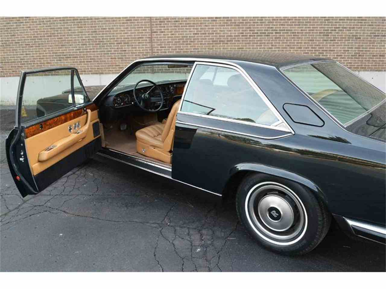Large Picture of 1976 Rolls-Royce Corniche located in Carey Illinois - $99,000.00 Offered by Park-Ward Motors - F89V