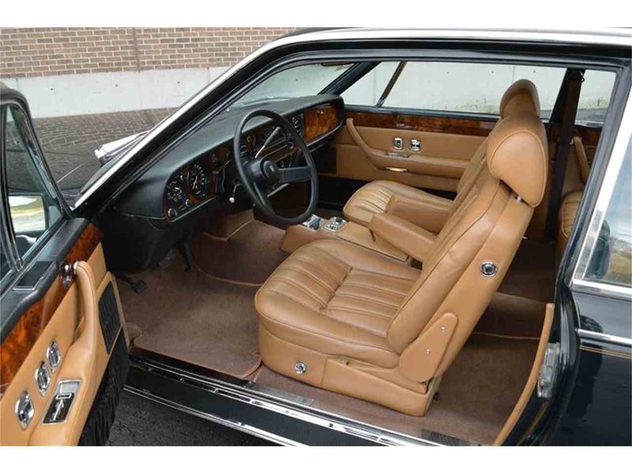 Large Picture of 1976 Rolls-Royce Corniche located in Illinois Offered by Park-Ward Motors - F89V