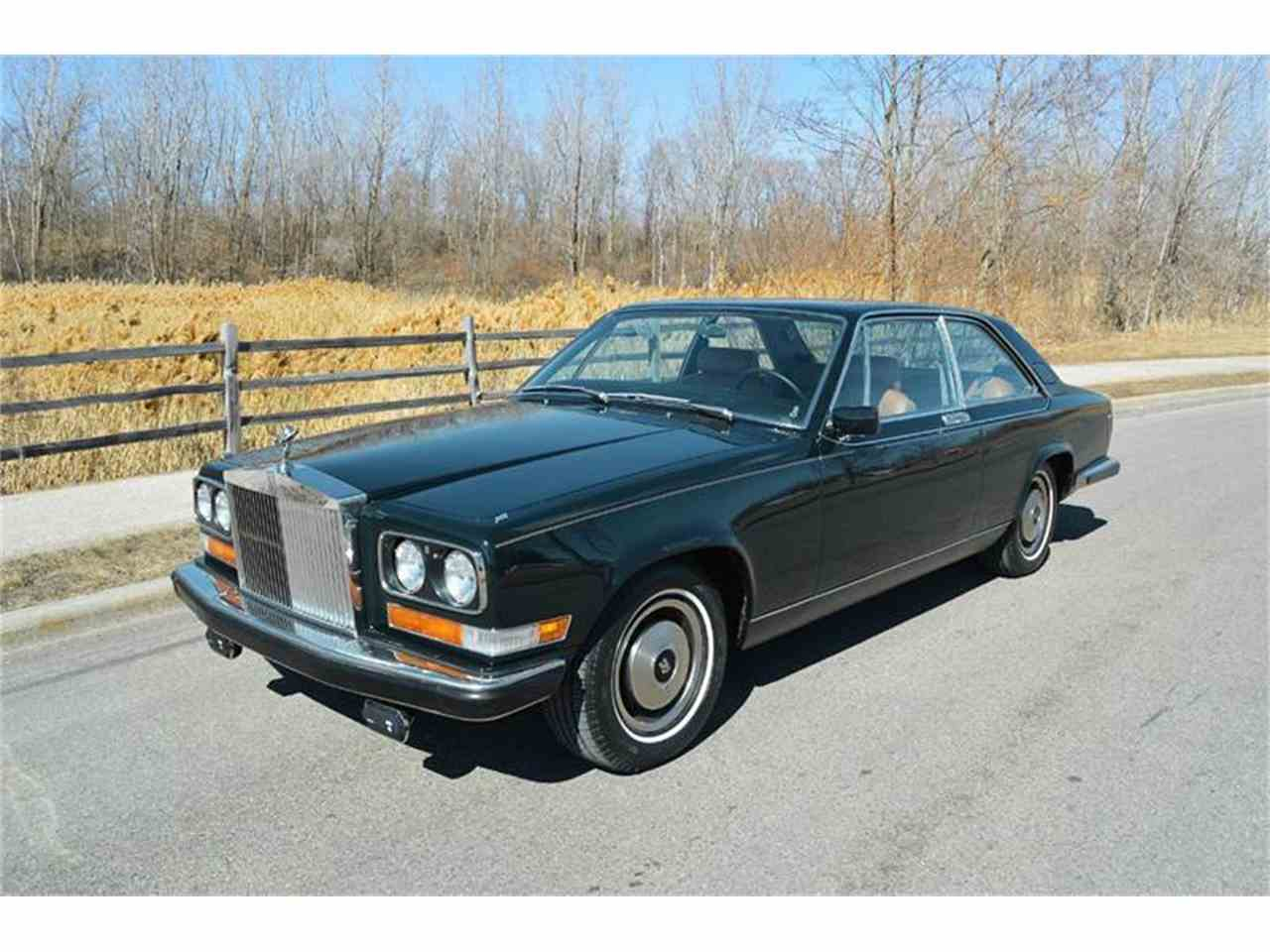 Large Picture of 1976 Rolls-Royce Corniche - $99,000.00 Offered by Park-Ward Motors - F89V