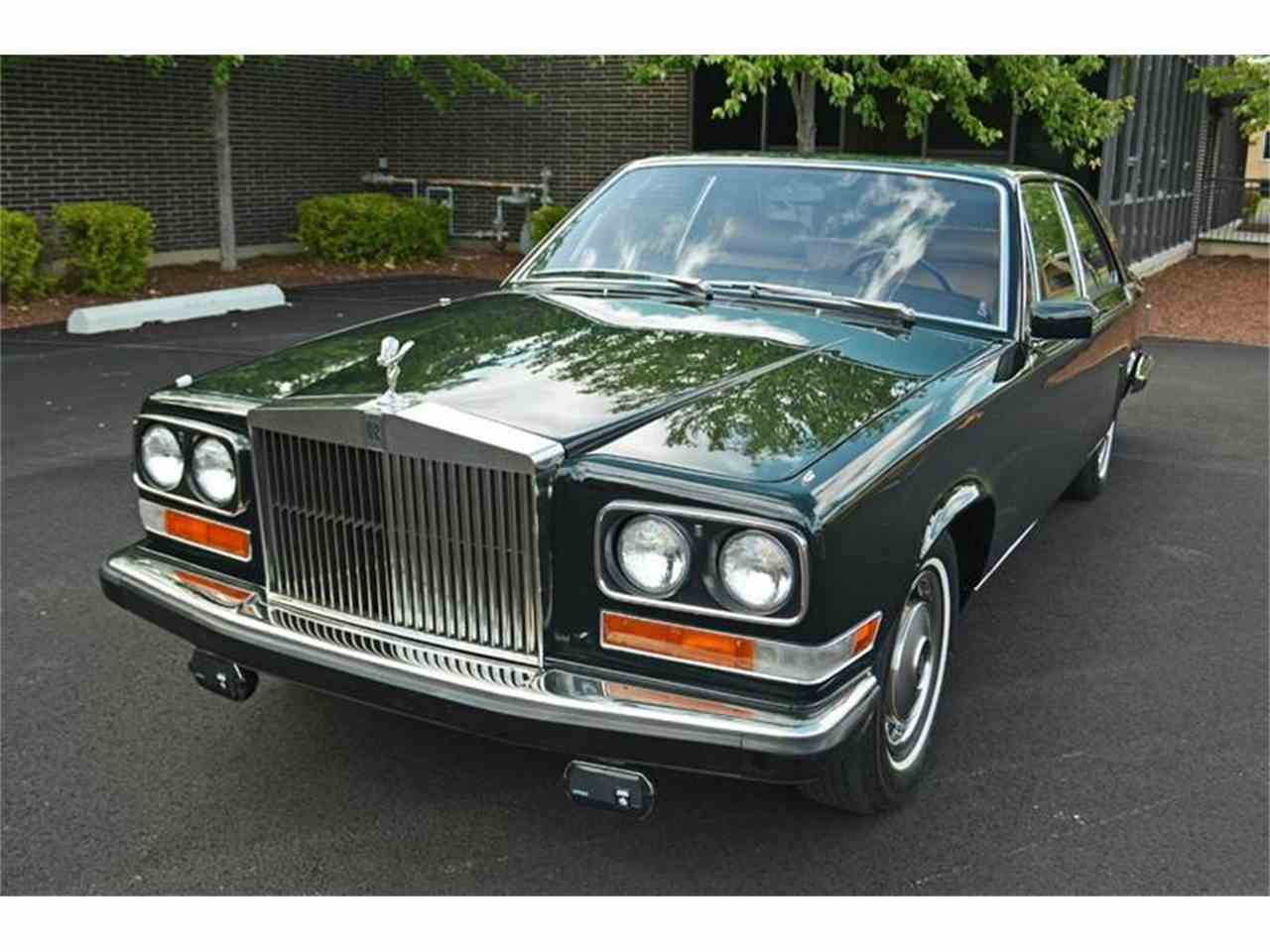 Large Picture of '76 Rolls-Royce Corniche located in Illinois Offered by Park-Ward Motors - F89V