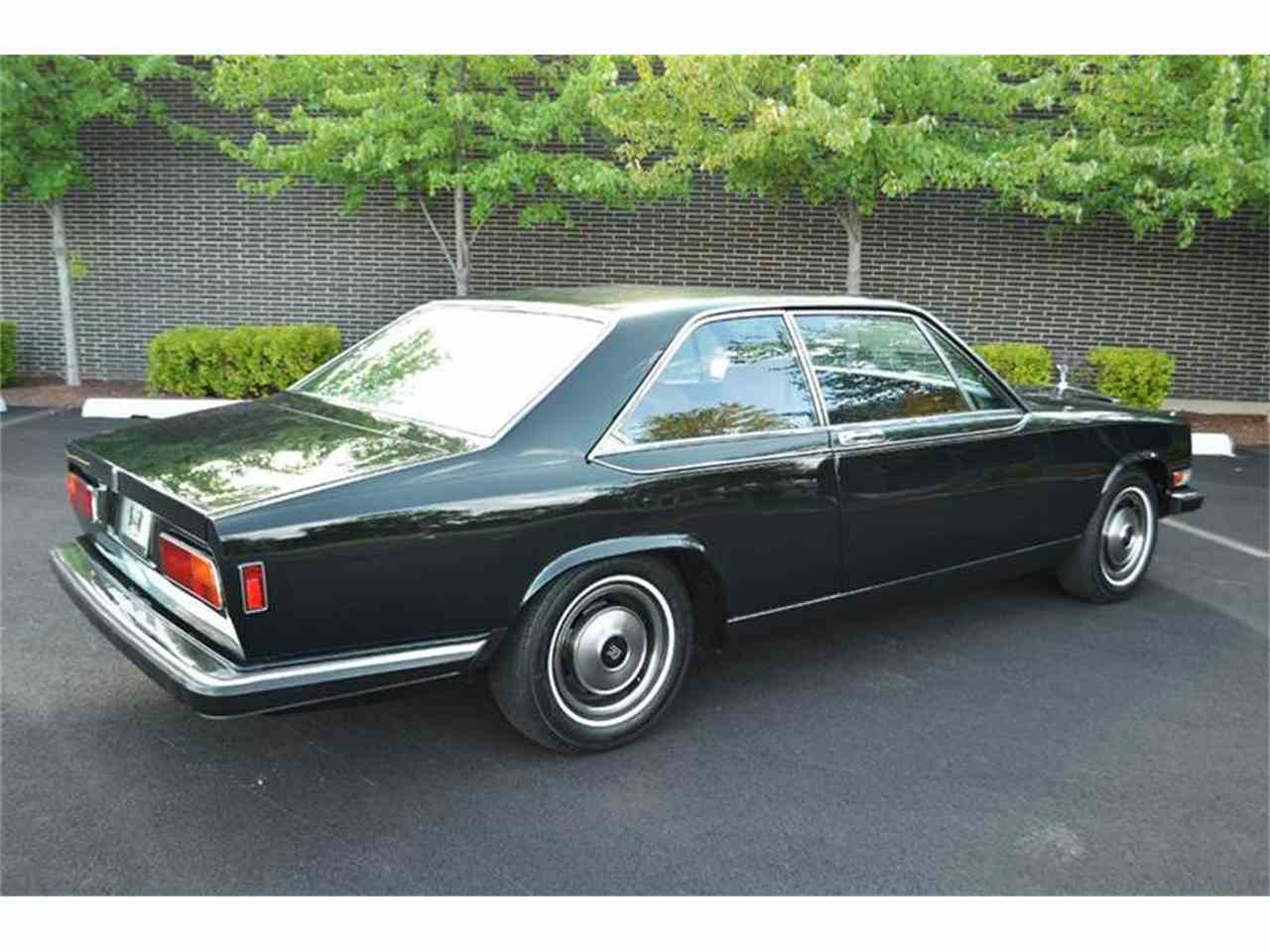 Large Picture of 1976 Corniche located in Carey Illinois - $99,000.00 Offered by Park-Ward Motors - F89V