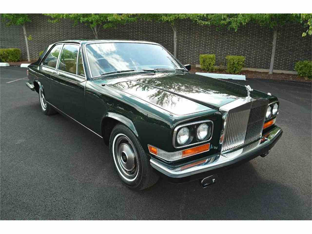 Large Picture of '76 Rolls-Royce Corniche located in Carey Illinois - $99,000.00 - F89V