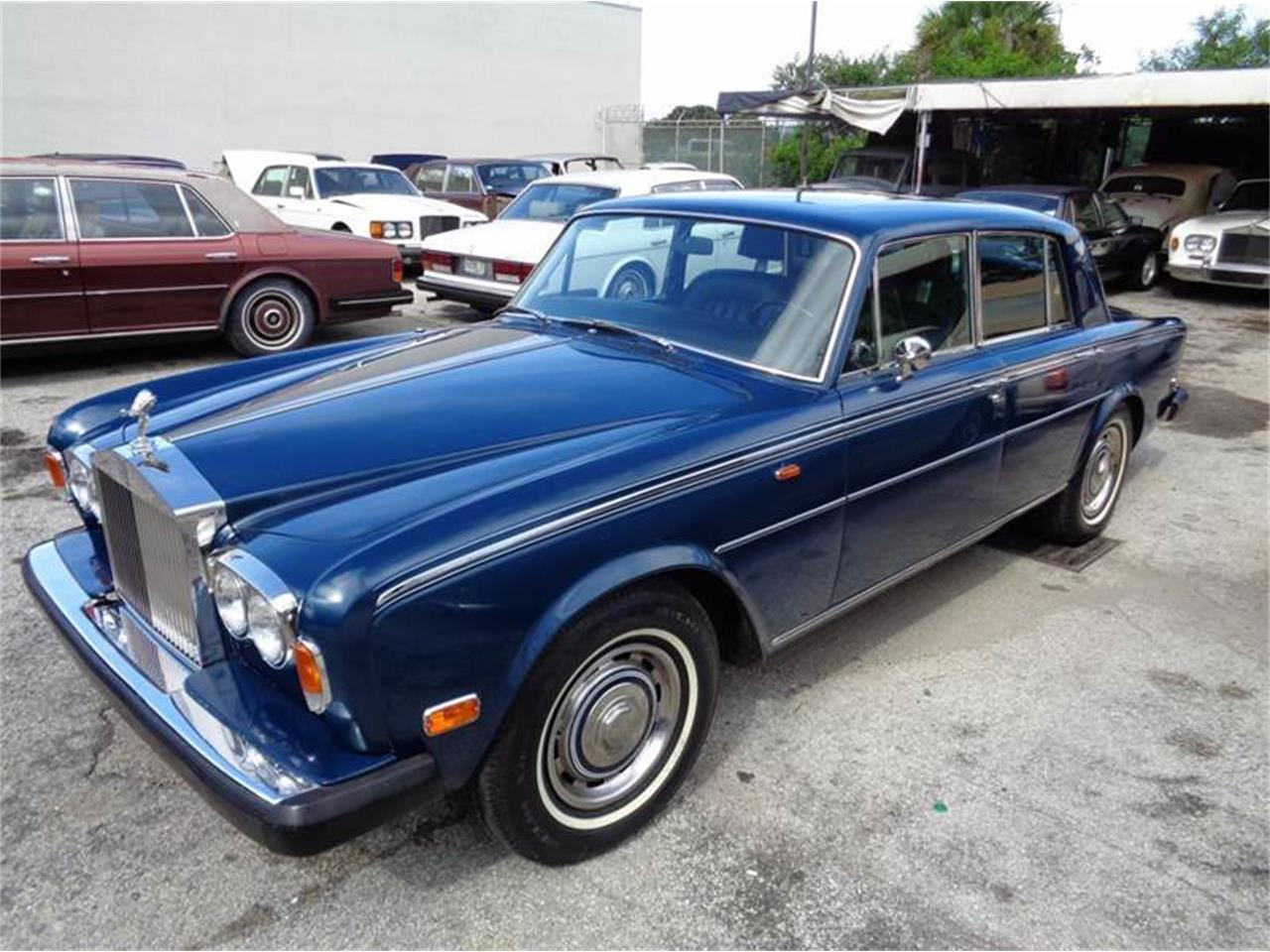 Large Picture of '75 Rolls-Royce Silver Shadow located in Fort Lauderdale Florida - FCET